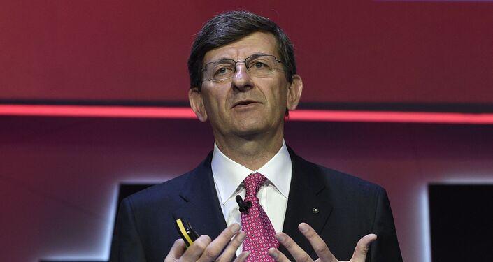 Vittorio Colao, ministro della Transizione Digitale