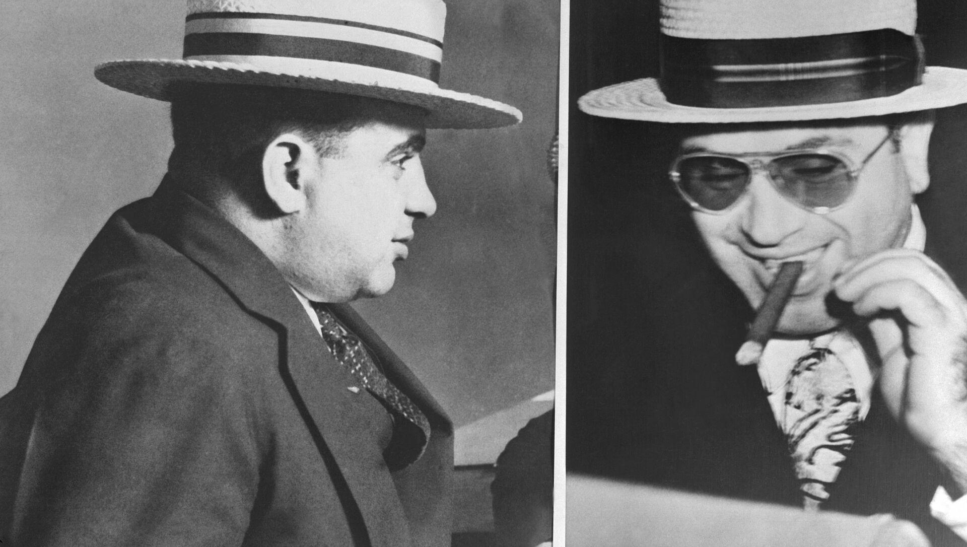 Al Capone - Sputnik Italia, 1920, 17.02.2021