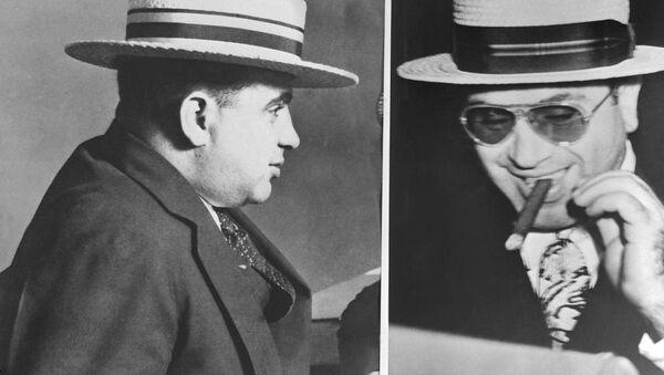 Al Capone - Sputnik Italia