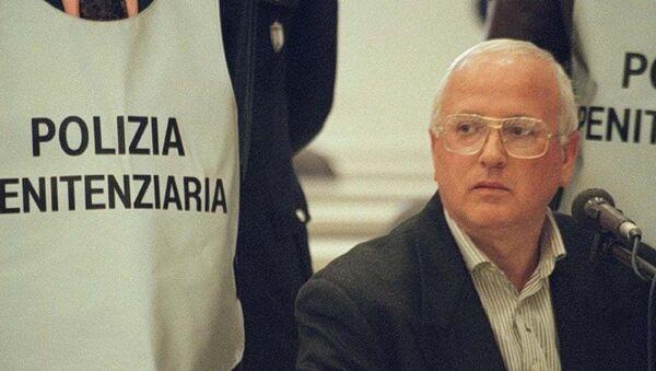 Raffaele Cutolo - Sputnik Italia