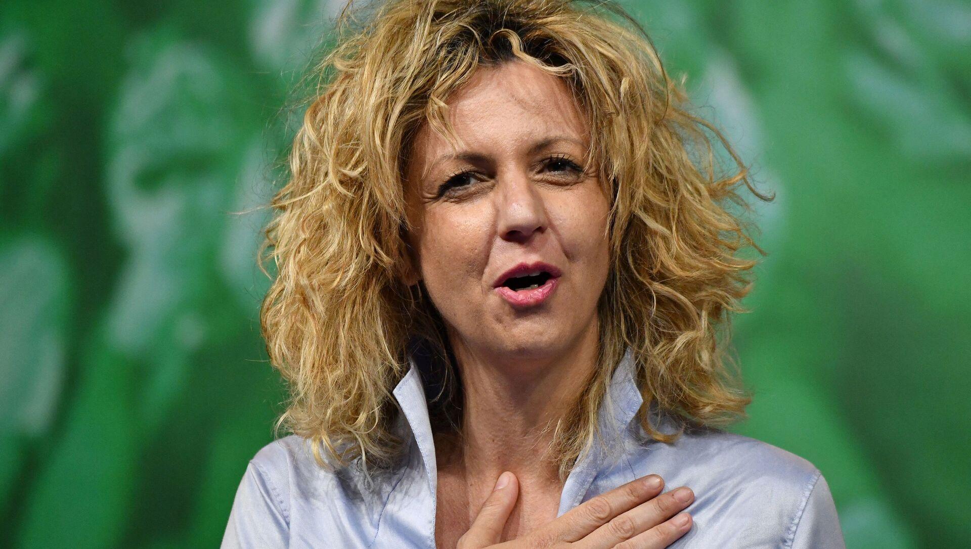 Barbara Lezzi, membro del Senato della Repubblica Italiana - Sputnik Italia, 1920, 18.02.2021