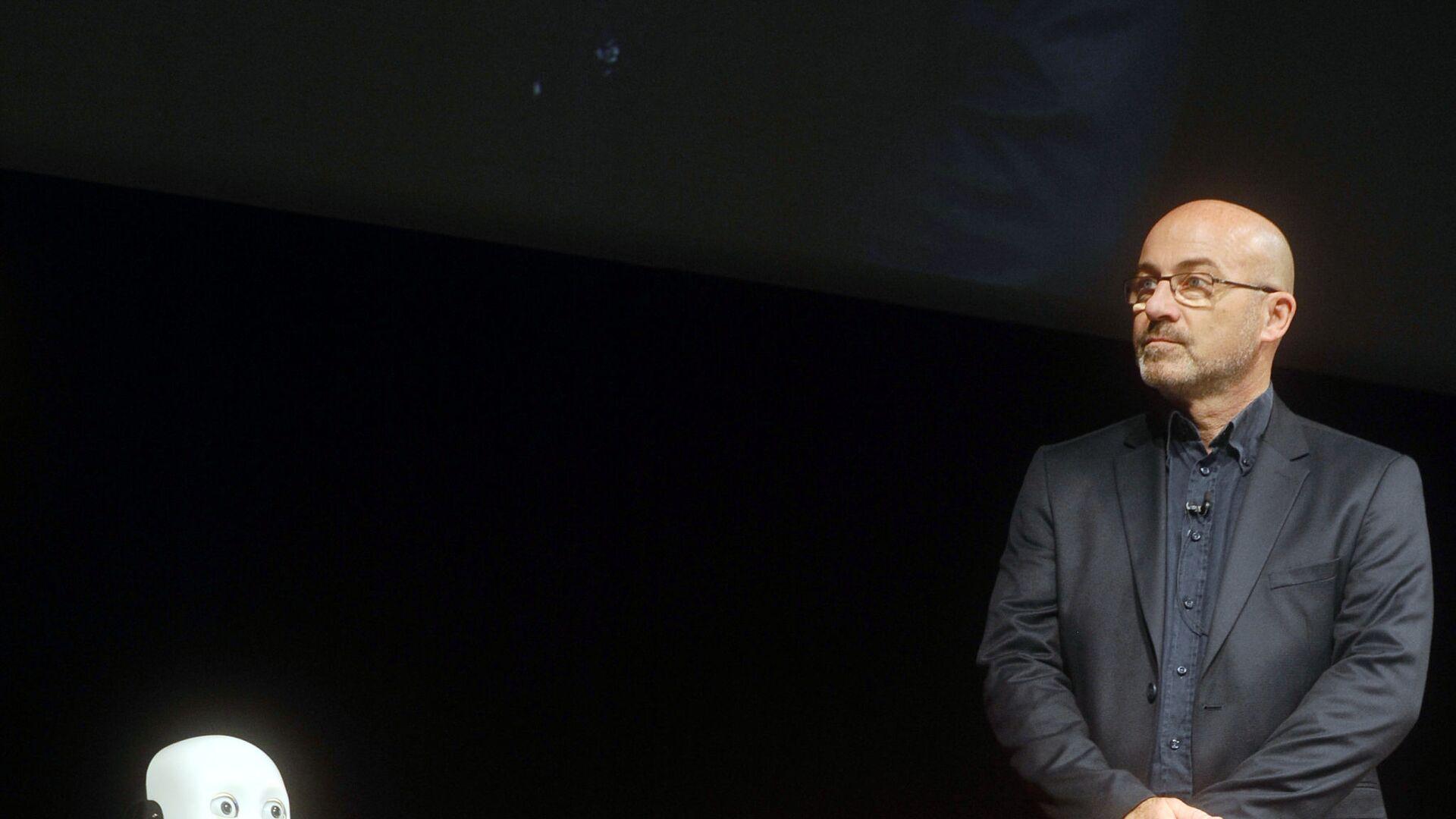Roberto Cingolani, Ministro per la Transizione ecologica - Sputnik Italia, 1920, 22.07.2021
