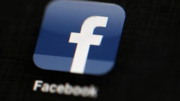 Logo Facebook - Sputnik Italia