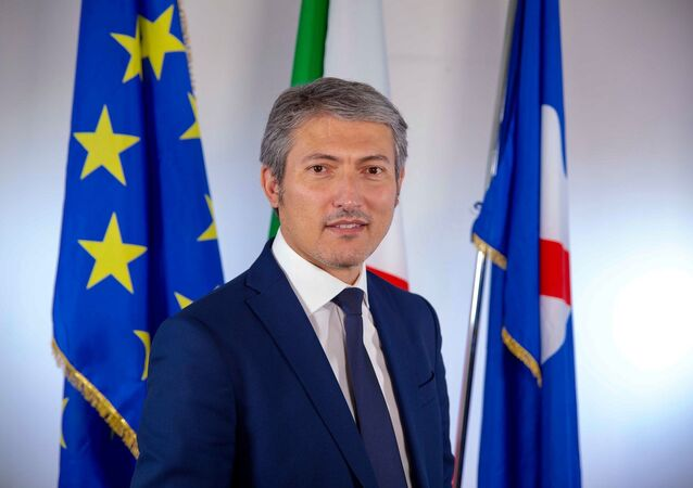 Tommaso Pellegrino, consigliere regionale della Campania