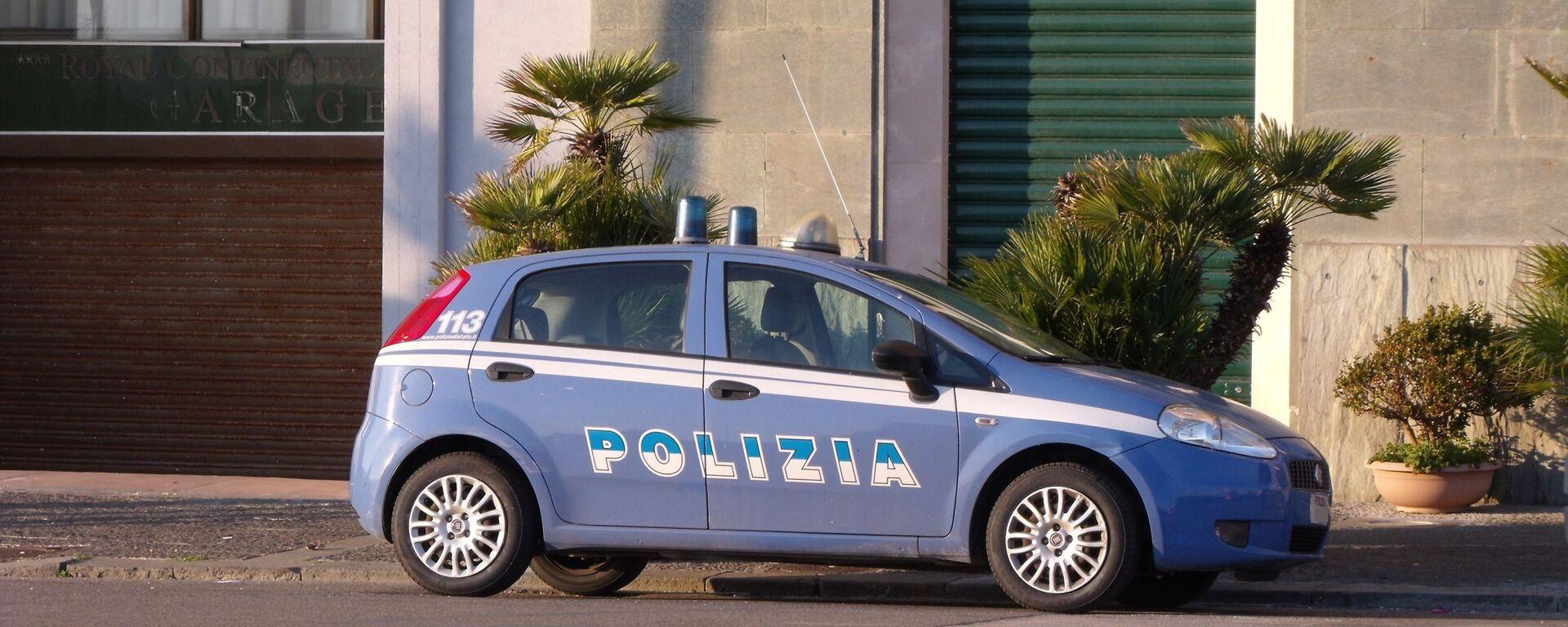 Auto della polizia di stato - Sputnik Italia, 1920, 20.05.2021