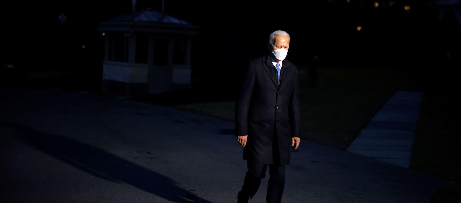 Joe Biden - Sputnik Italia, 1920, 18.03.2021