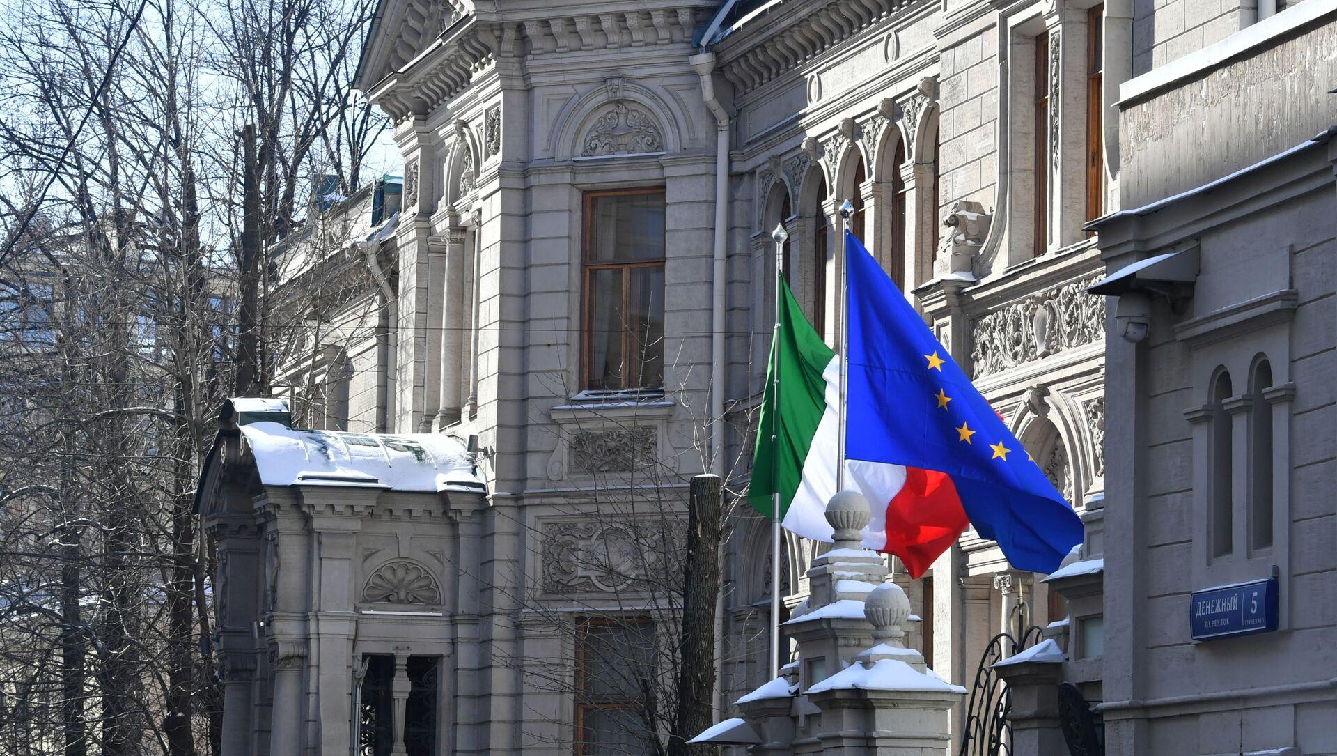 Ambasciata italiana a Mosca - Sputnik Italia, 1920, 26.04.2021