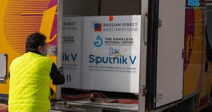 Prime dosi di Sputnik V arrivano a San Marino