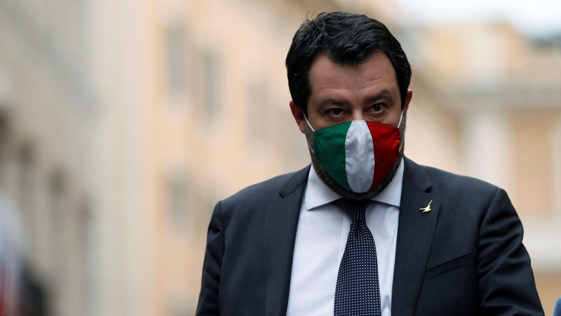 Matteo Salvini  - Sputnik Italia, 1920, 05.09.2021