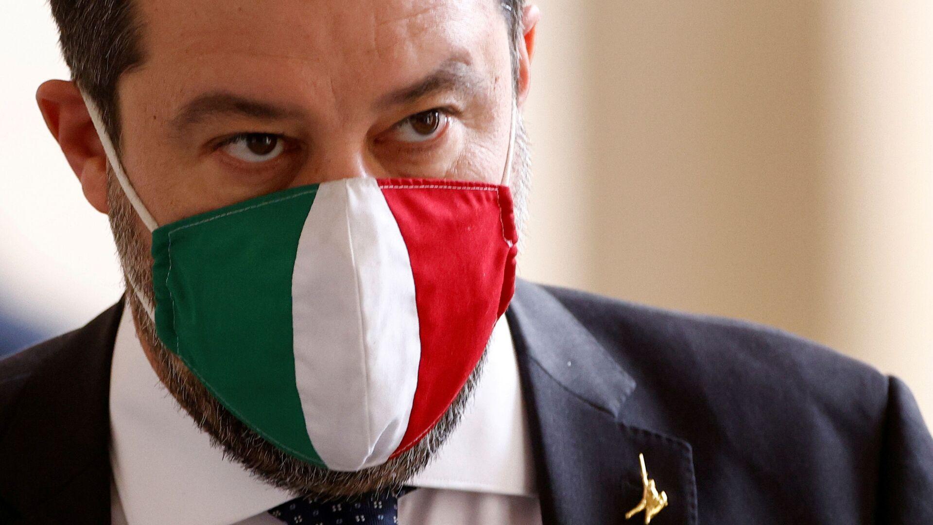 Matteo Salvini  - Sputnik Italia, 1920, 02.07.2021