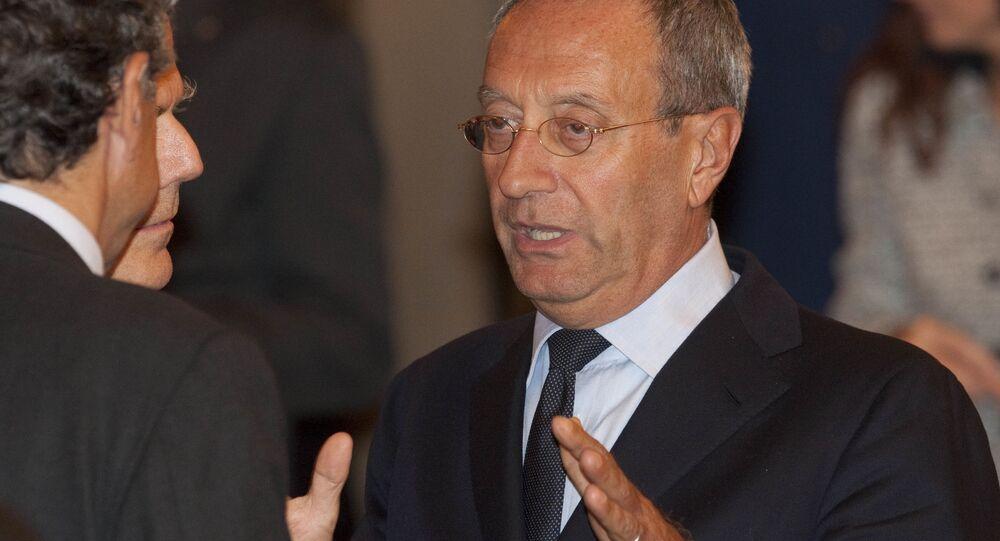 Morto suicida il calabrese Antonio Catricalà