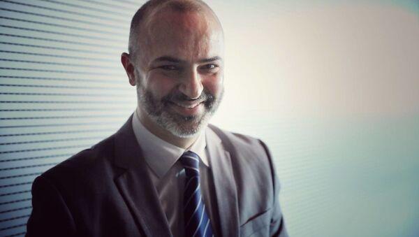 Massimo Bugani - Sputnik Italia