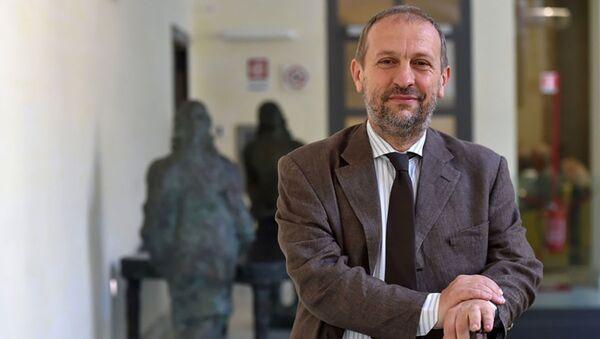 Il senatore Stefano Ceccanti - Sputnik Italia