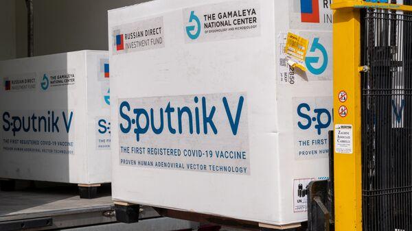 Il vaccino russo, Sputnik V, a San Marino - Sputnik Italia