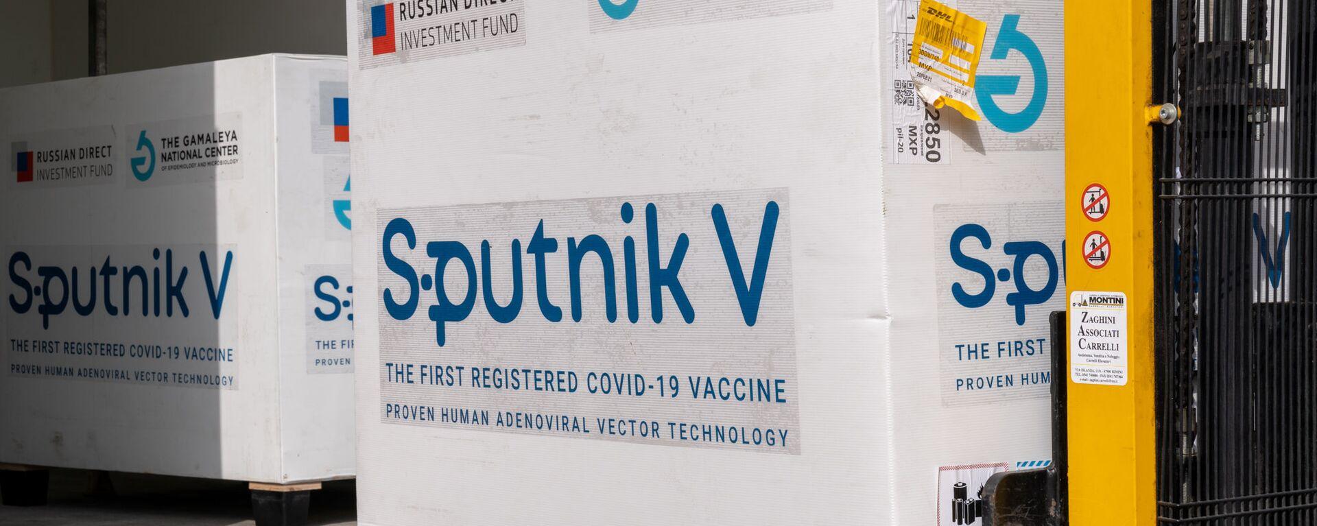 Il vaccino russo, Sputnik V, a San Marino - Sputnik Italia, 1920, 04.06.2021