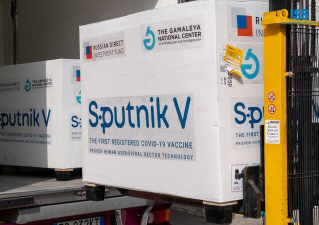 Il vaccino russo, Sputnik V, a San Marino