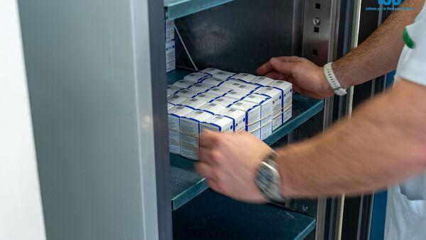 Il vaccino russo Sputnik V è nell'Ospedale di Stato a San Marino - Sputnik Italia