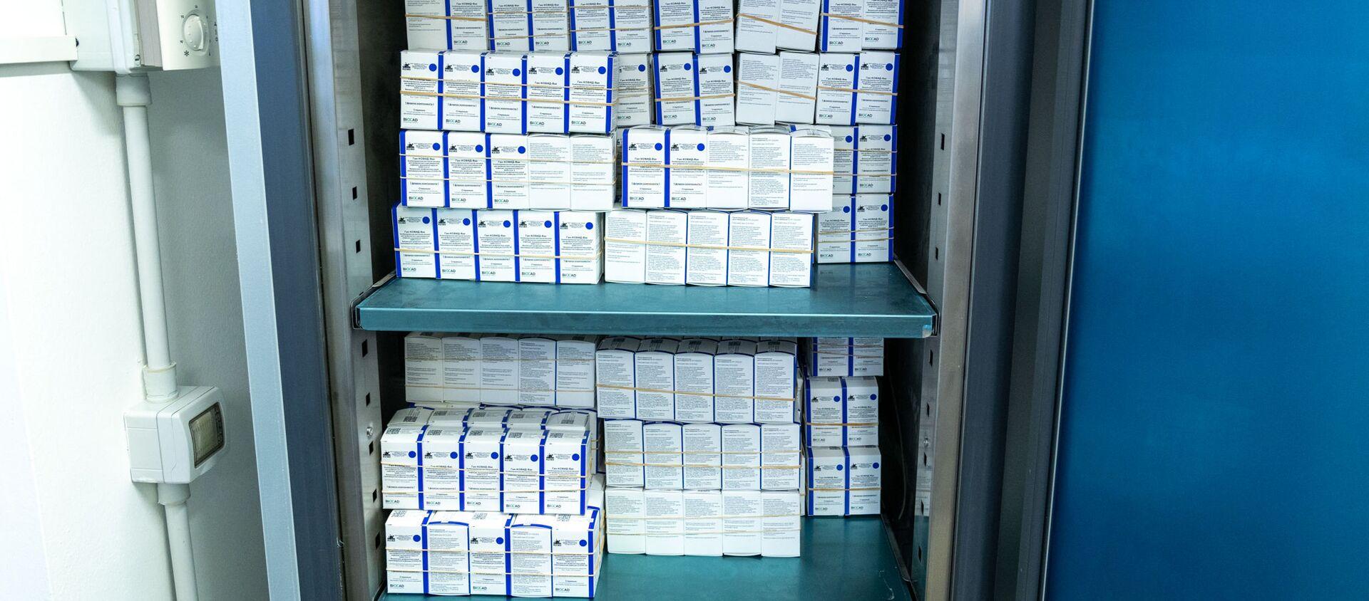 Il vaccino contro il coronavirus russo, Sputnik V, è a San Marino - Sputnik Italia, 1920, 15.03.2021