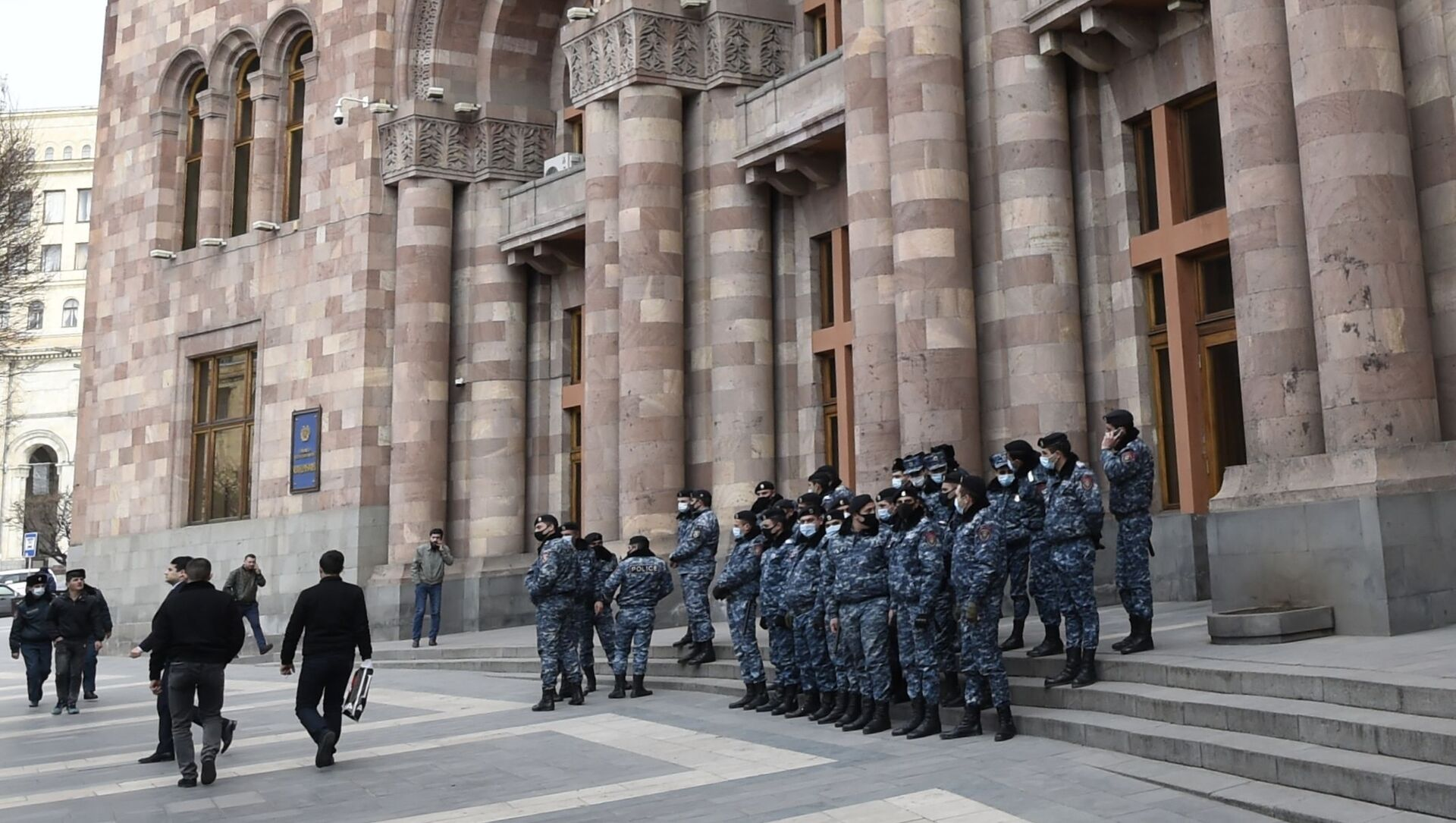 Proteste a Yerevan - Sputnik Italia, 1920, 25.02.2021