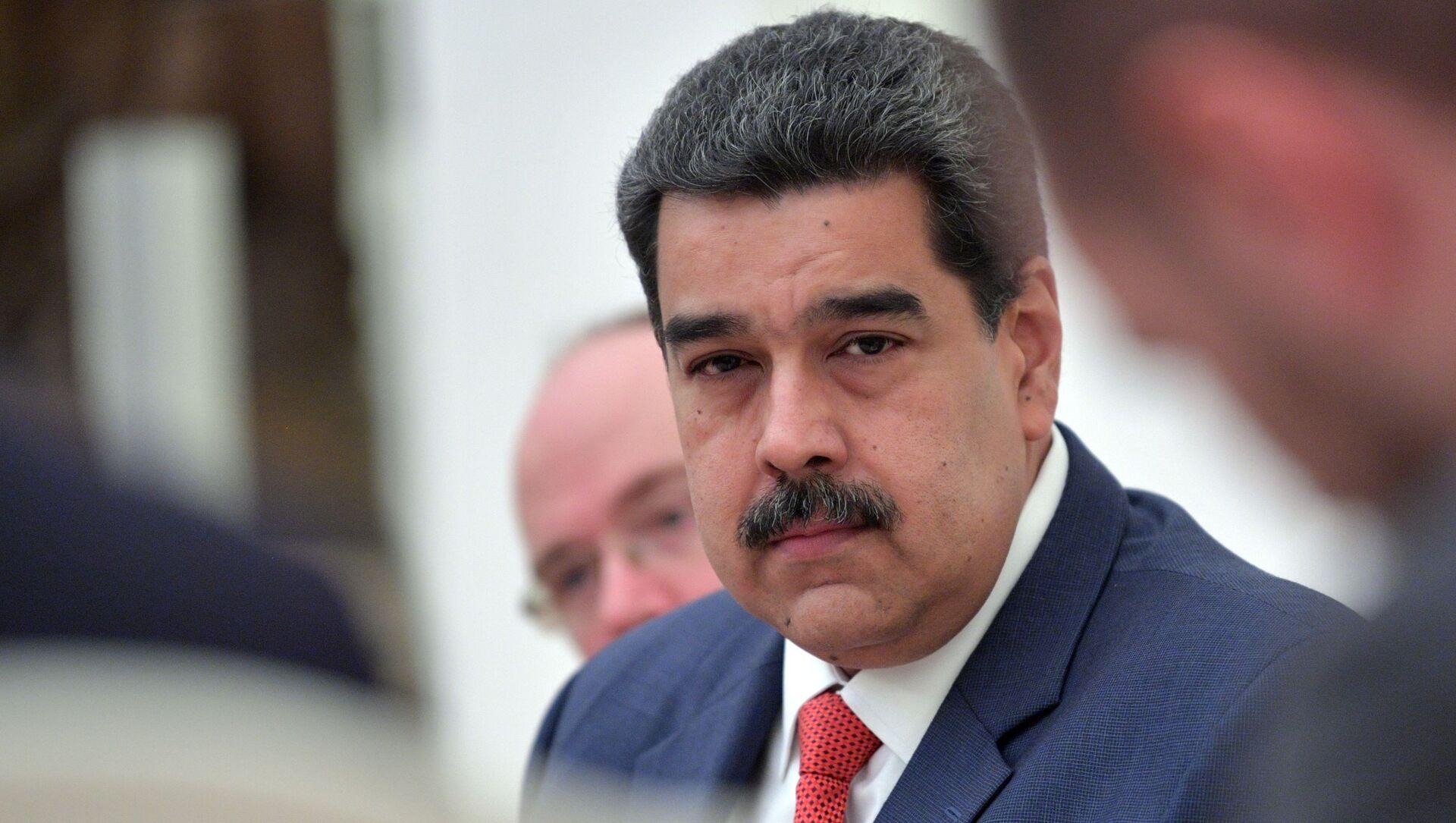Venezuelan President Nicolas Maduro. File photo. - Sputnik Italia, 1920, 27.03.2021