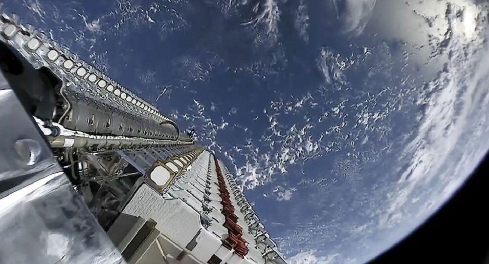 Missione SpaceX Starlink