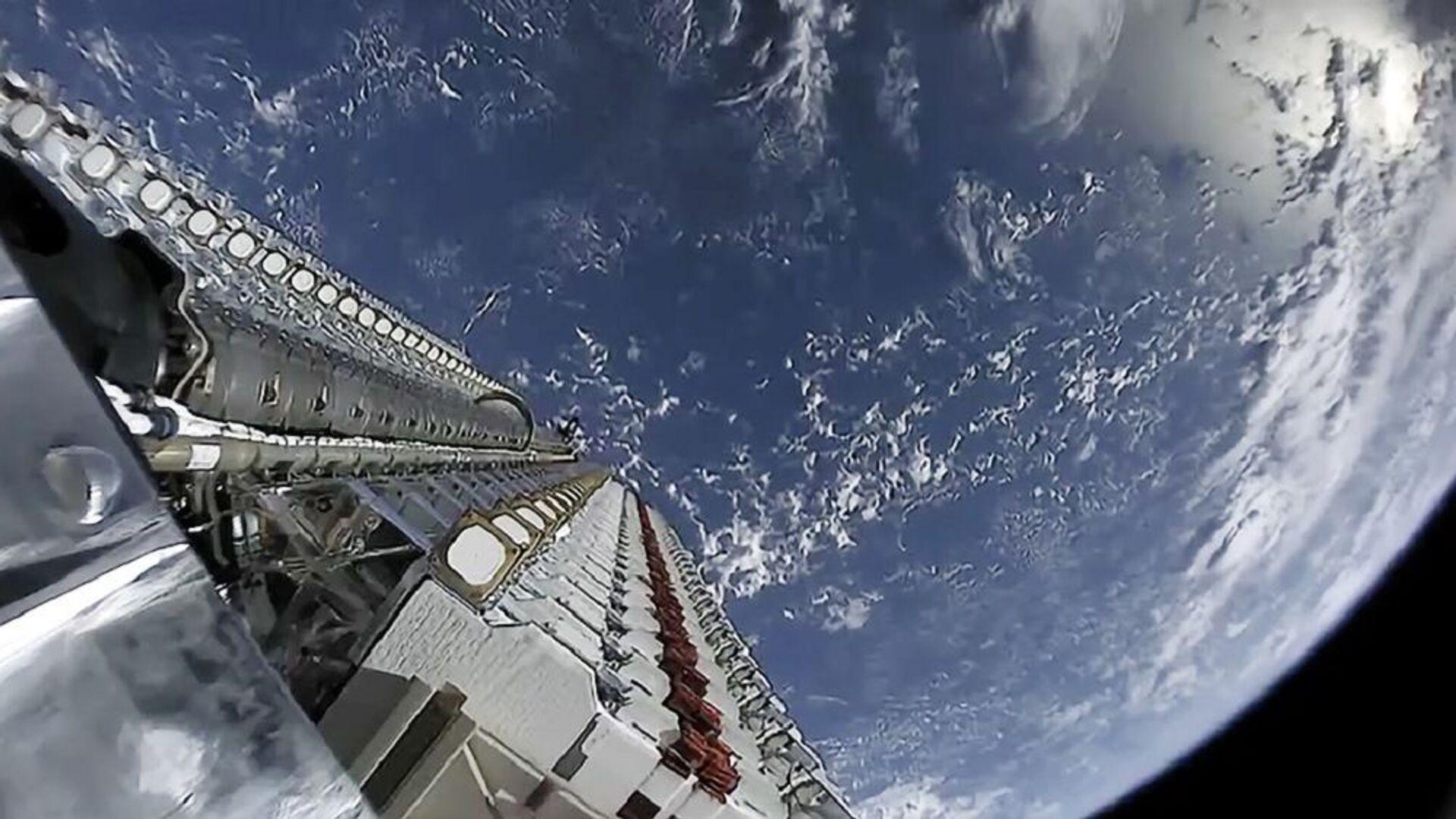 Missione SpaceX Starlink - Sputnik Italia, 1920, 10.06.2021