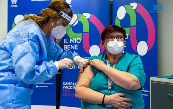 San Marino, Primi vaccinati - Sputnik Italia