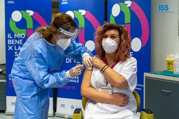 San Marino, al via le vaccinazioni con lo Sputnik V - Sputnik Italia