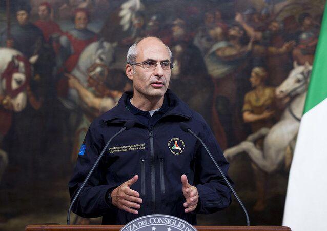 Fabrizio Curcio, nuovo capo del Dipartimento della Protezione Civile