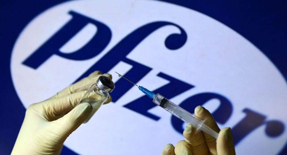 Il vaccino americano Pfizer contro il Covid