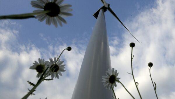 Un mulino a vento - Sputnik Italia