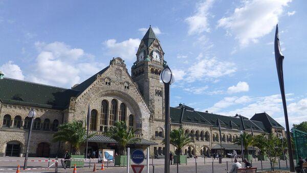 Metz, capoluogo della Mosella, Francia - Sputnik Italia