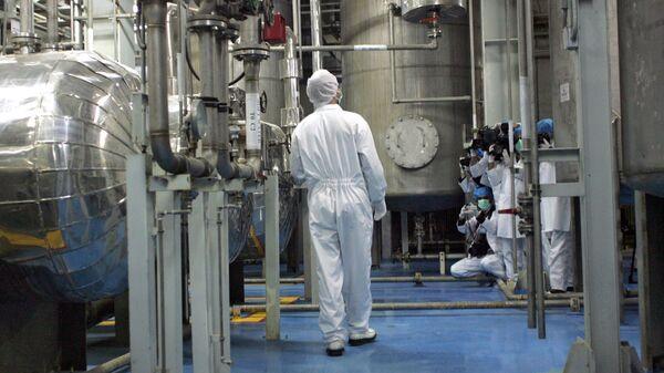 Stabilimento di conversione dell'uranio in Iran - Sputnik Italia