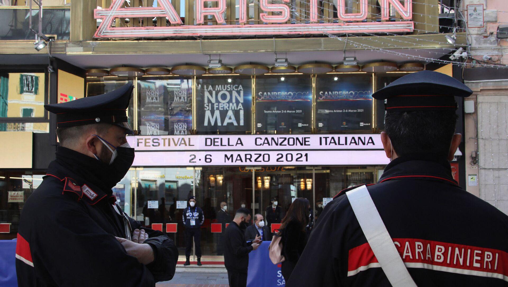 Sanremo, stasera al via la 71esima edizione del Festival: ecco tutti i big in gara - Sputnik Italia, 1920, 02.03.2021