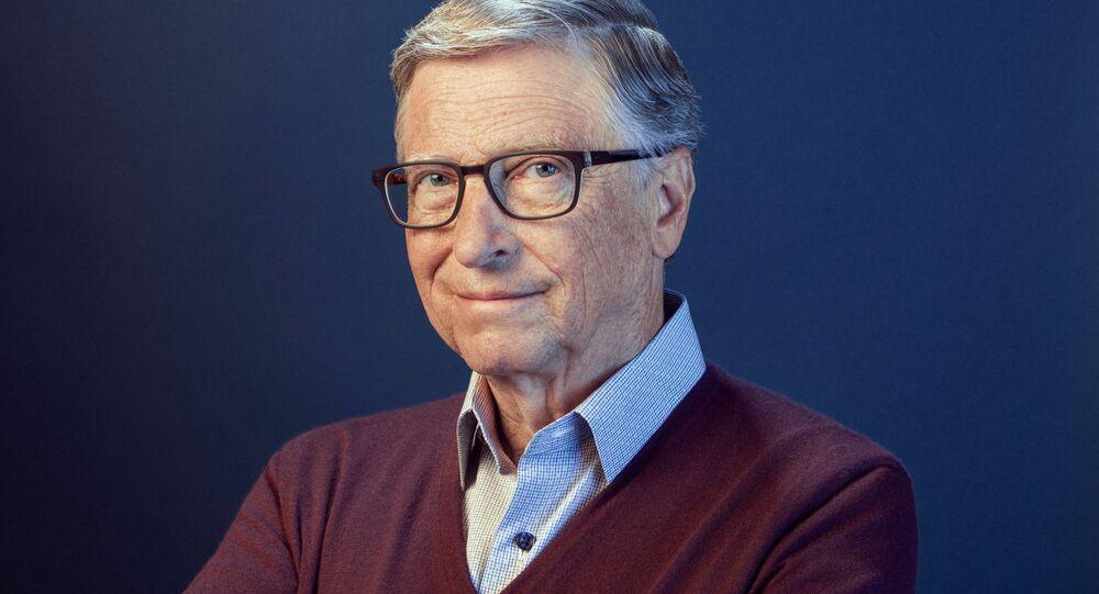 Bill Gates (foto d'archivio)