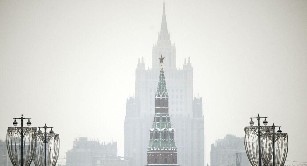 Cremlino e ministero degli Esteri russo