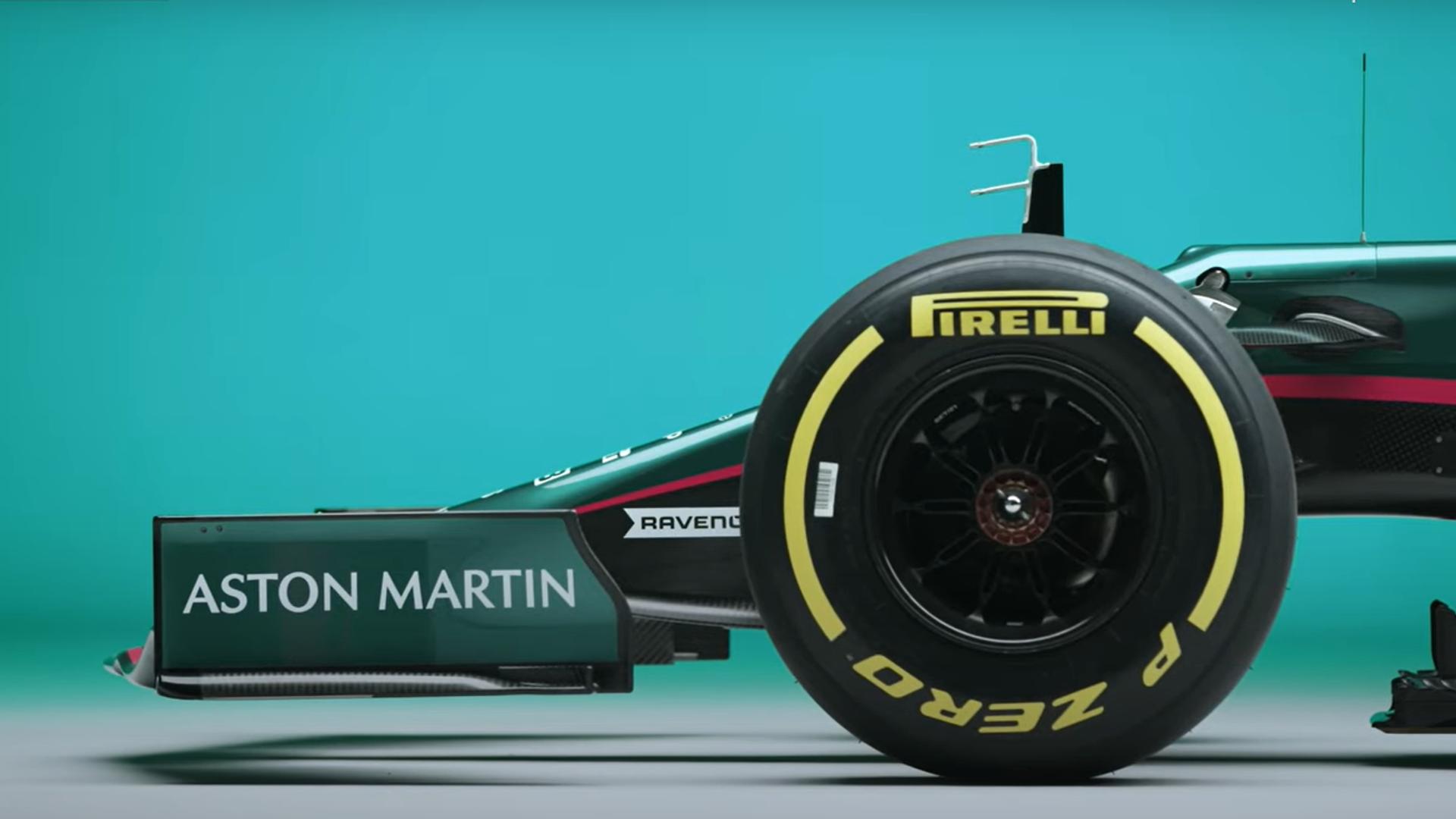 F1, Aston Martin lancia la sua nuova auto 60 anni dopo la precedente - Sputnik Italia, 1920, 03.03.2021