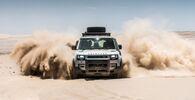 La Land Rover Defender ha ottenuto 164 punti dalla giuria del premio