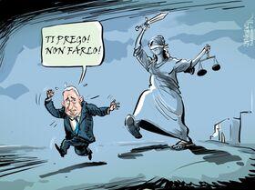 Giustizia bendata