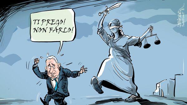 Giustizia bendata - Sputnik Italia