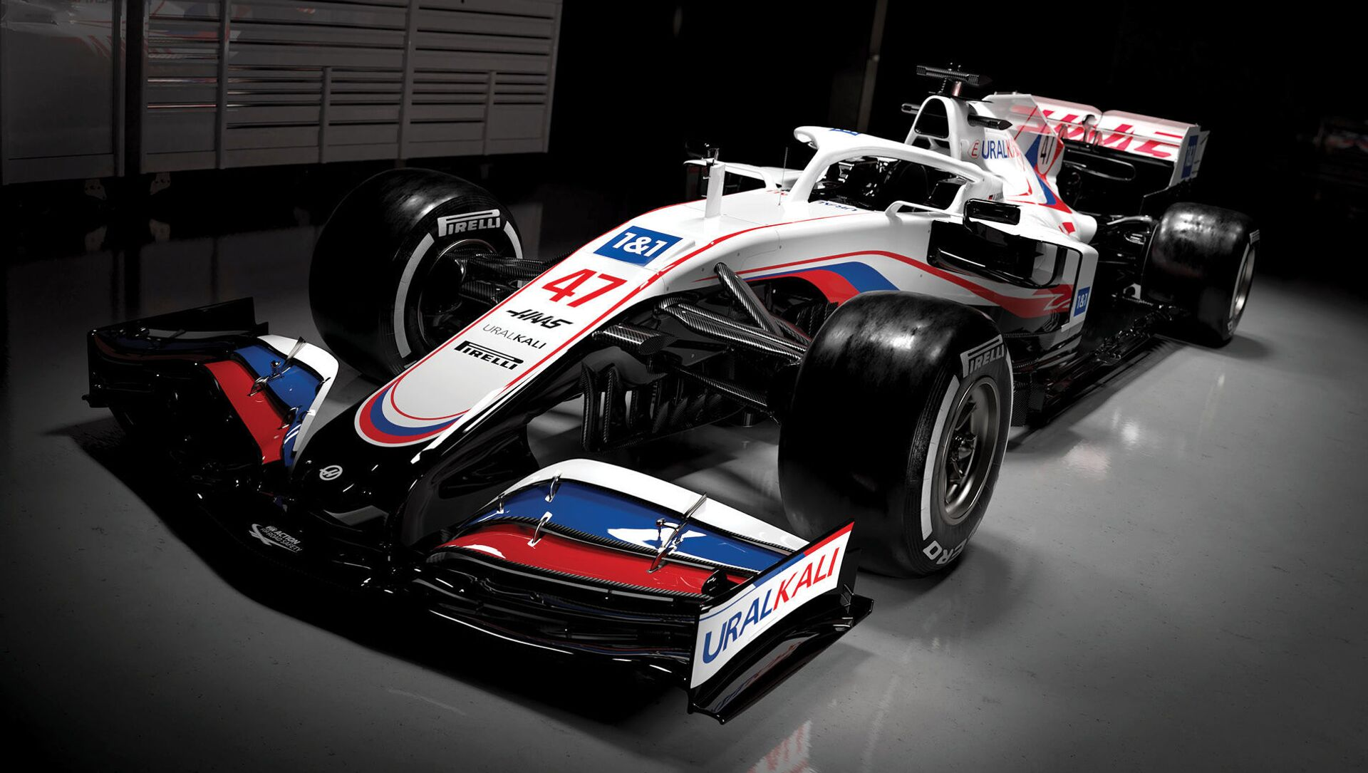 Haas F1 Team - Sputnik Italia, 1920, 04.03.2021
