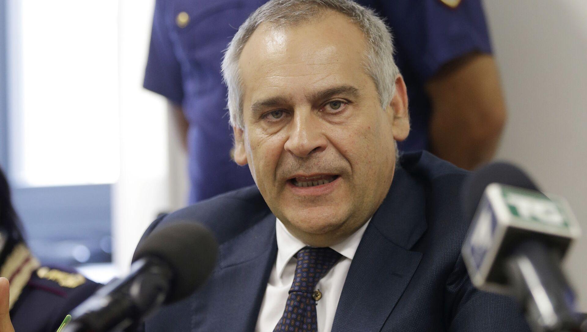 Lamberto Giannini, il capo della polizia - Sputnik Italia, 1920, 04.03.2021