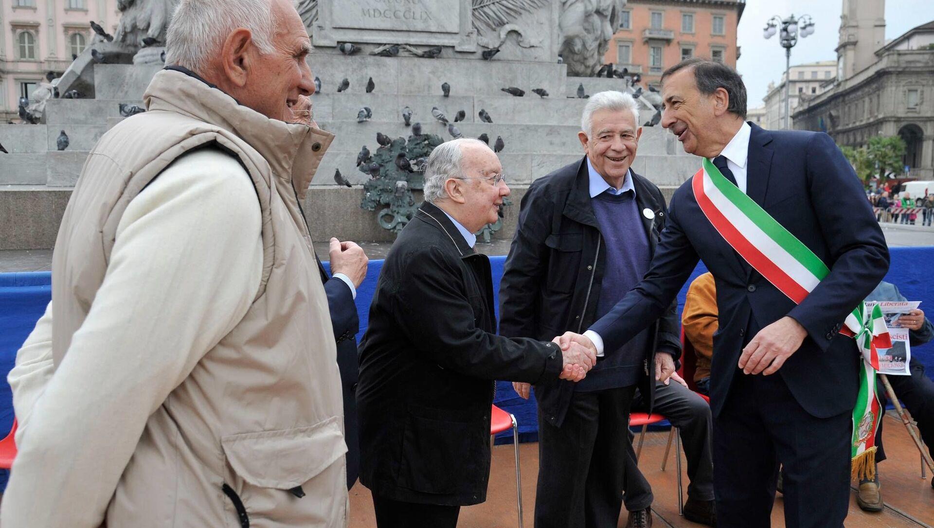 Carlo Tognoli e Beppe Sala - Sputnik Italia, 1920, 05.03.2021