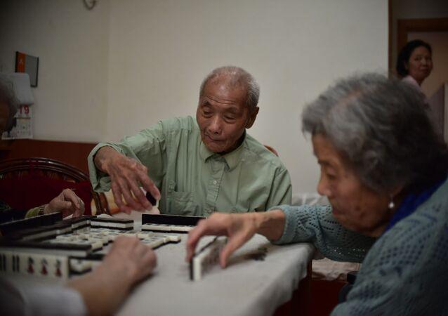 Anziani, Cina