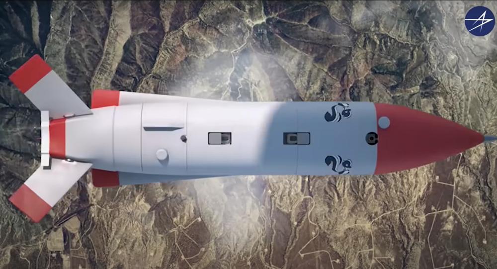 USA, mostrato il drone Speed Racer segreto in tutto il suo splendore - Video