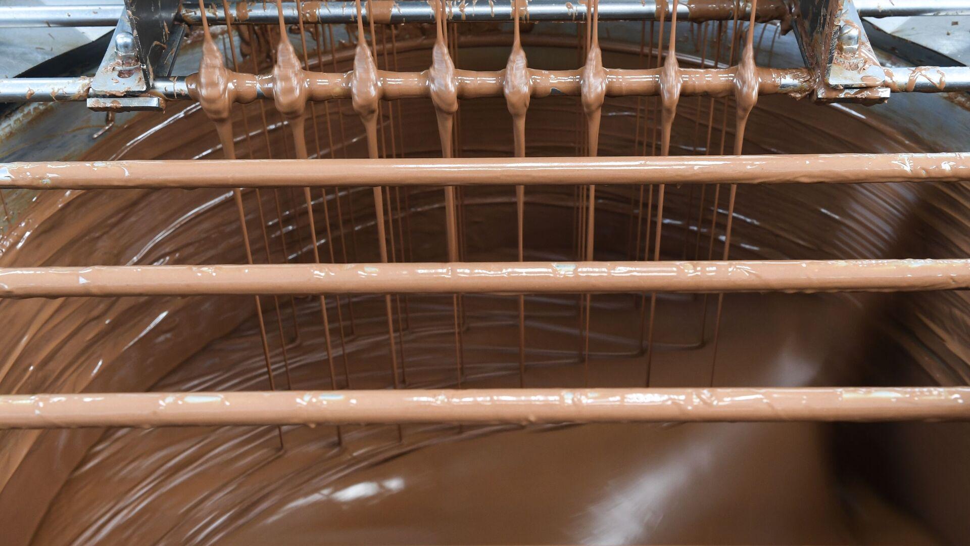 Produzione di cioccolato - Sputnik Italia, 1920, 23.06.2021