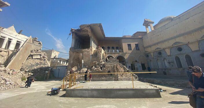 Edifici distrutti a Mosul