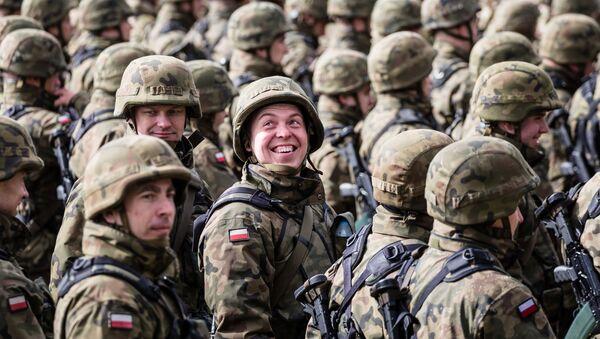 Militari Polonia - Sputnik Italia