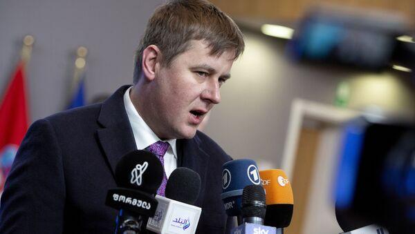 Il ministro degli Esteri ceco Tomas Petricek - Sputnik Italia