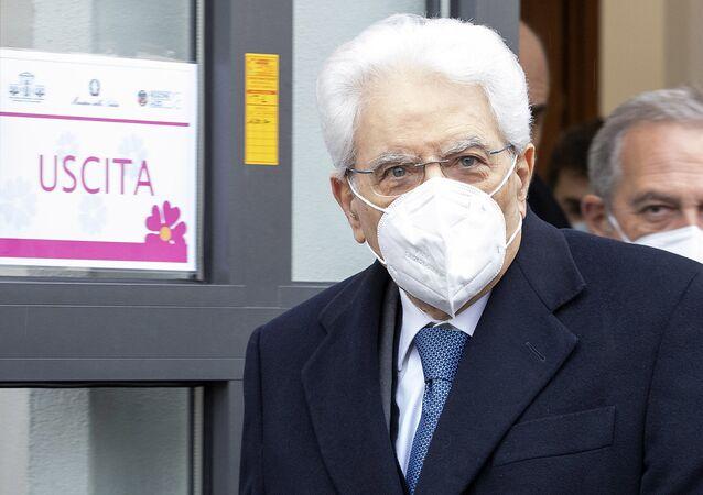 Il presidente Mattarella allo Spallanzani di Roma per sottoporsi al vaccino